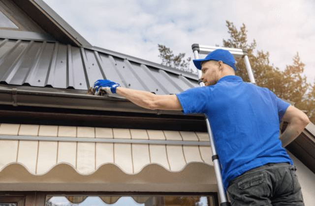 gutter cleaning in springfield